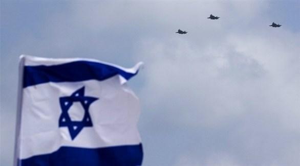 طيران إسرائيلي (أرشيف)