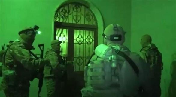 قوات سوريا الديمقراطية خلال تنفيذ العملية الأمنية (أرشيف)