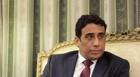 رئيس المجلس الرئاسي الليبي محمد المنفي (أرشيف)