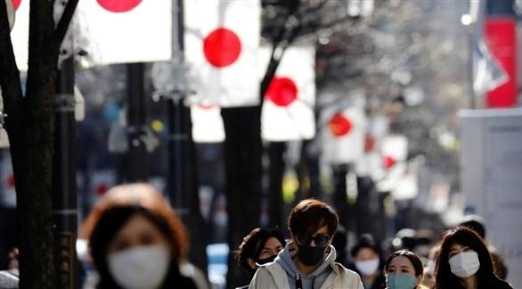 يابانيون في طوكيو (أرشيف)
