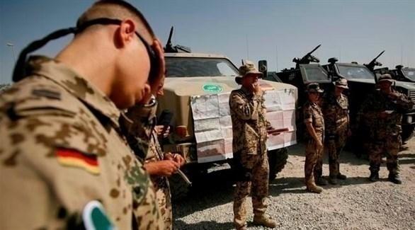 عدد من القوات الألمانية في أفغانستان (أرشيف)