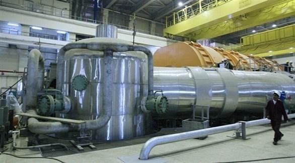 إحدى المنشآت النووية في إيران (أرشيف)