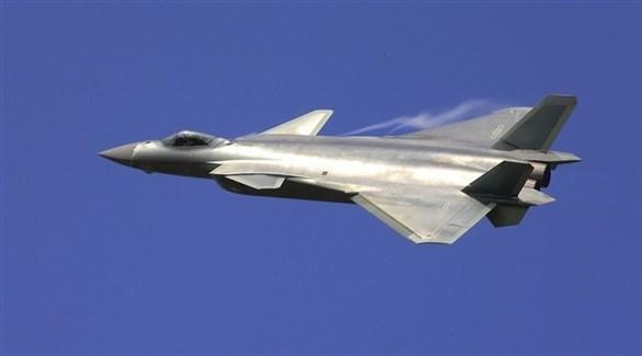 طائرة عسكرية صينية (أرشيف)