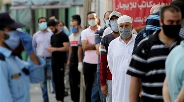 فلسطين: 28 وفاة و1618 إصابة بكورونا
