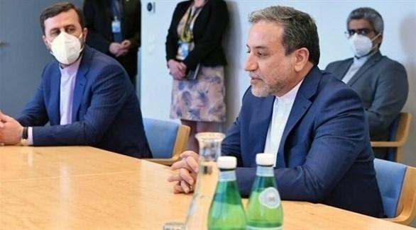 كبير المفاوضين الإيرانيين ونائب وزير الخارجية عباس عراقجي (أرشيف)
