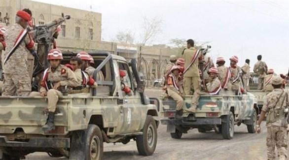 عناصر في الجيش اليمني (أرشيف)