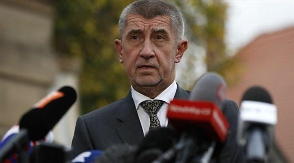 رئيس الوزراء التشيكي أندريه بابيش (أرشيف)