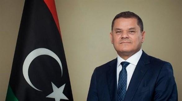 عبدالحميد الدبيبة رئيس الحكومة الليبية (أرشيف)