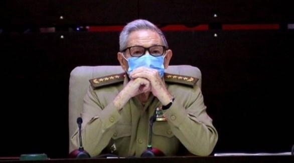 الرئيس الكوبي راؤول كاسترو (أرشيف)