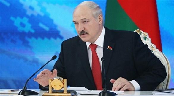 رئيس بيلاروس ألكسندر لوكاشينكو (أرشيف)