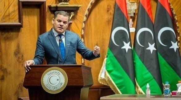 رئيس حكومة الوحدة الوطنية الليبية عبد الحميد الدبيبة (أرشيف)