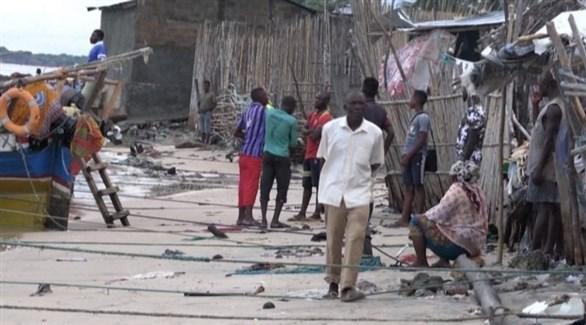 مدنيون في موزمبيق شردهم إرهابيو داعش (أرشيف)
