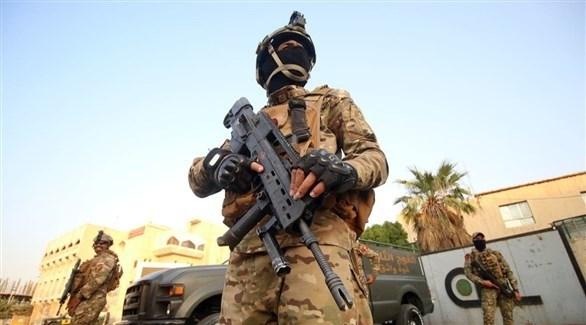 أفراد من القوات العراقية (أرشيف)