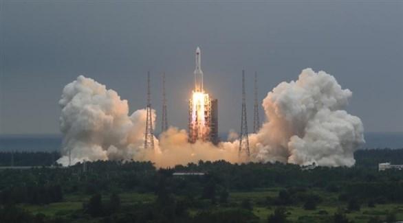 الصاروخ الصيني (أرشيف)