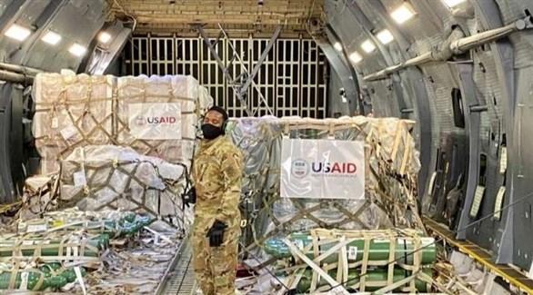 المساعدات الأمريكية إلى الهند (تويتر)