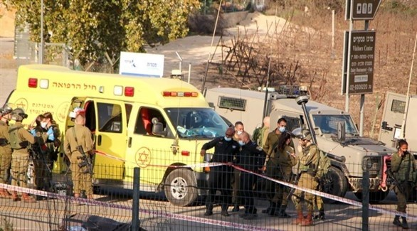 عناصر أمنية وطبية تابعة للأمن الإسرائيلي (أرشيف / Flash90)