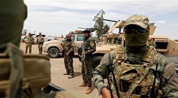 جنود من قوات سوريا الديمقراطية (أرشيف)