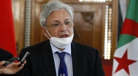 وزير الصناعة الصيدلانية الجزائري لطفي بن باأحمد (أرشيف)