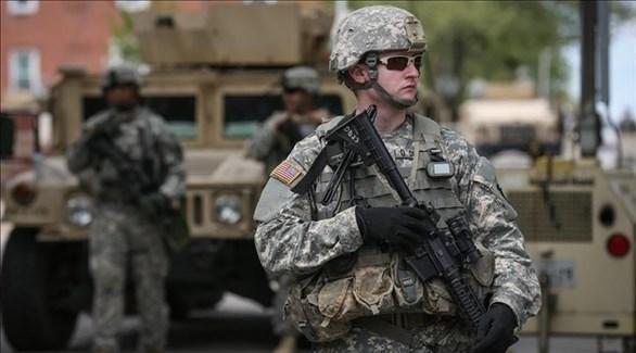 جندي أمريكي في العراق (أرشيف)