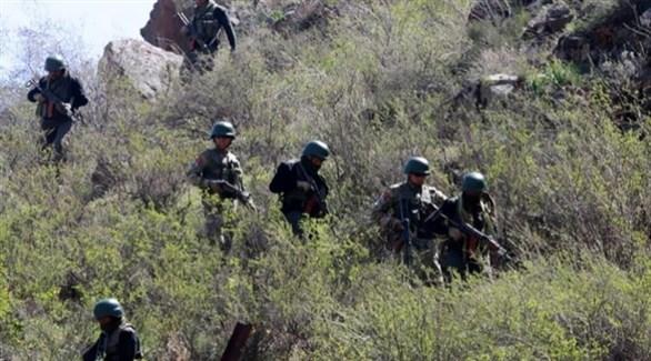 الاشتباكات بين القوات القرغيزية والطاجيكية (أرشيف9