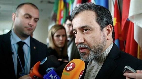 مساعد وزير الخارجية الايراني عباس عراقجي (أرشيف)