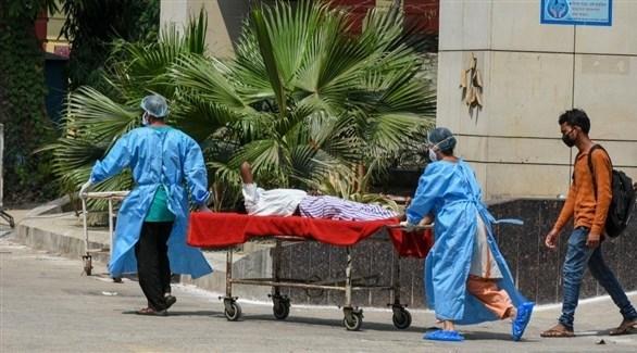 أكثر من 362 ألف إصابة جديدة بكورونا في الهند