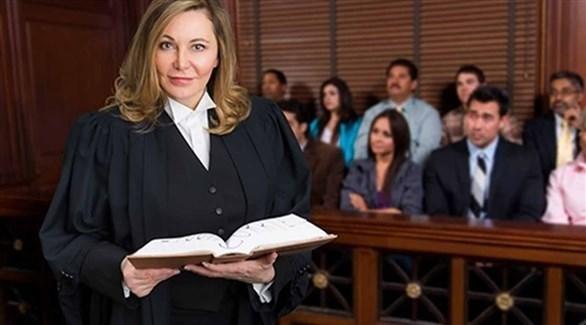 دراسة: المحاميات المجهدات العمل يعانين 20215131423553433V.j