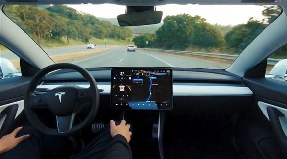تسلا تعتزم طرح نسخة محسنة من تكنولوجيا القيادة الذاتية  image