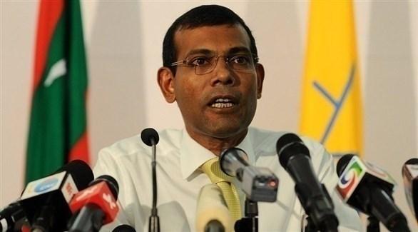 رئيس مالديف السابق محمد نشيد (أرشيف)