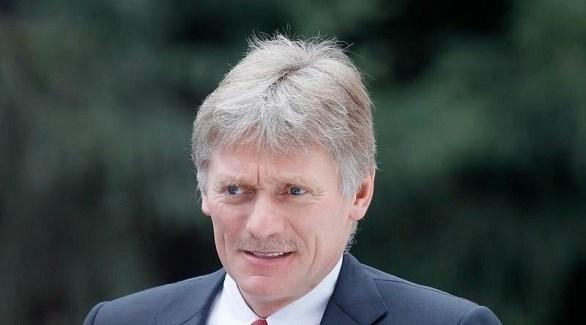 المتحدث باسم الكرملين ديمتري بيسكوف (أرشيف)