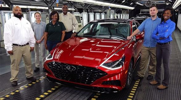 هيونداي موتور تستثمر 7.4 مليارات دولار في أمريكا بحلول 2025  image