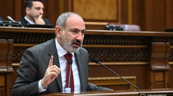 رئيس الوزراء الأرمني نيكول باشينيان (أرشيف)