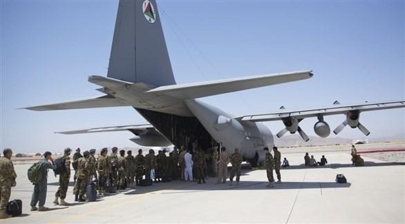 مغادرة القوات الأمريكية لأفغانستان (أرشيف)