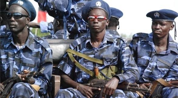 عناصر أمني في جنوب السودان (أرشيف)