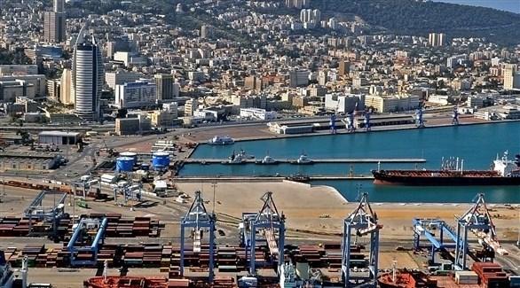 ميناء حيفا في إسرائيل (أرشيف)