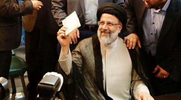 رئيس السلطة القضائية الإيرانية إبراهيم رئيسي (أرشيف)