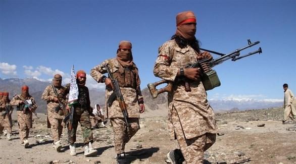 مقاتلون من طالبان (غيتي)