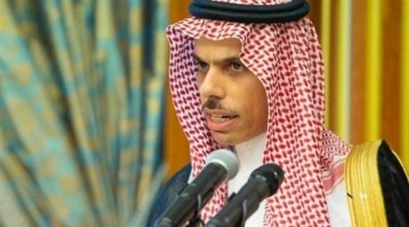 الأمير فيصل بن فرحان بن عبدالله وزير الخارجية السعودي (أرشيف)