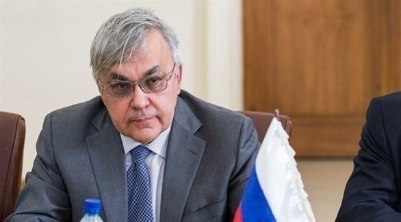 نائب وزير الخارجية الروسي سيرغي فيرشينين (أرشيف)
