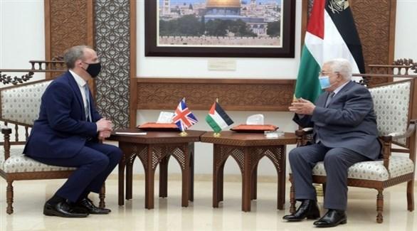 عباس يدعو إلى تثبيت التهدئة مع إسرائيل في كامل الأراضي الفلسطينية