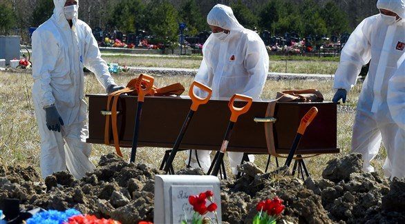 400 وفاة جديدة بكورونا في روسيا