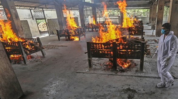 لليوم الثاني عشر.. أكثر من 300 ألف إصابة بكورونا في الهند