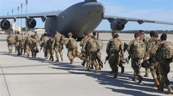 انسحاب القوات الأمريكية من أفغانستان (أرشيف)
