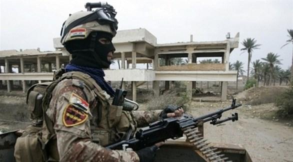 عنصر من قوة خاصة عراقية (أرشيف)