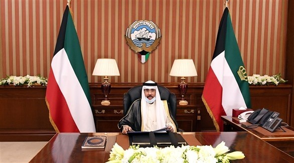 أمير الكويت الشيخ نواف الأحمد الجابر الصباح (الديوان الأميري)