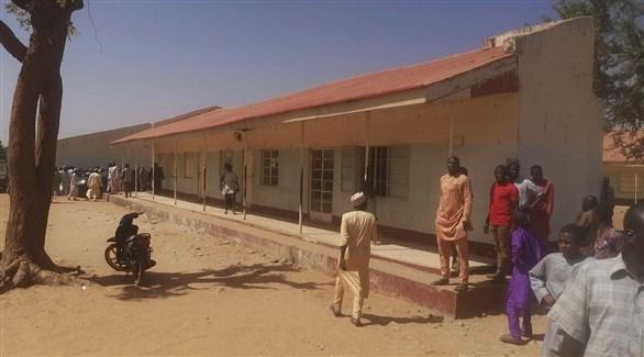 مدرسة في نيجيريا (أرشيف)