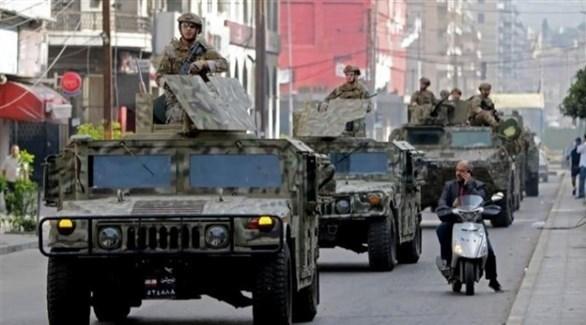 الجيش اللبناني (أرشيف)