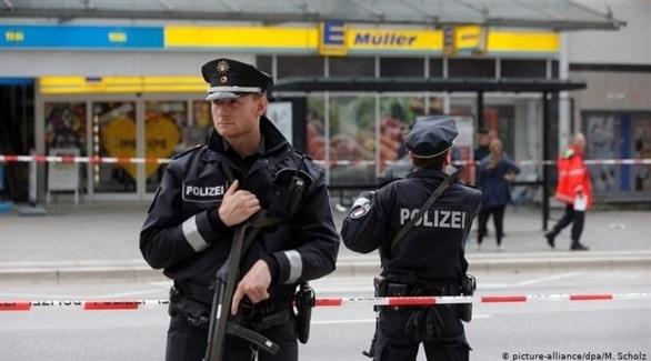 هجوم سابق بسكين داخل إحدى محطات القطارات في هامبورغ (أرشيف)