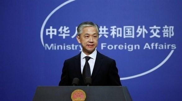 المتحدث باسم وزارة الخارجية الصينية، وانج ون بين (أرشيف)