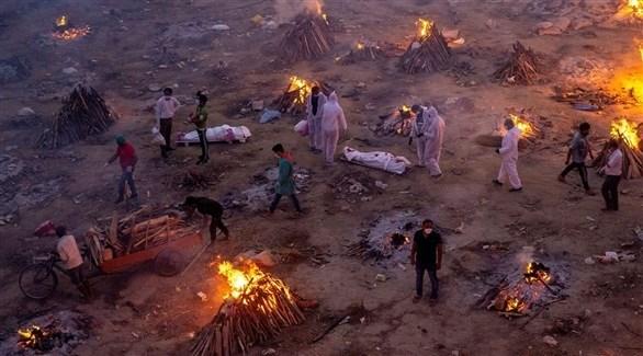 الهند تسجل 6148 وفاة بكورونا خلال 24 ساعة